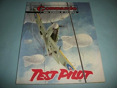 1985 Commando comic no. 1865