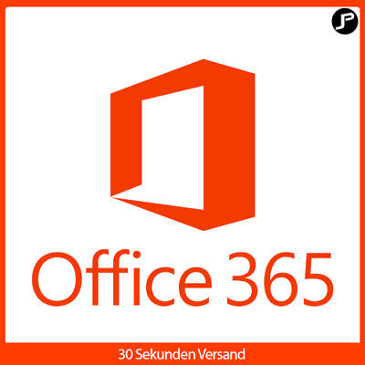 Microsoft Office 365 5x PC or Mac no Subscription Lifetime Acccount Office 2016