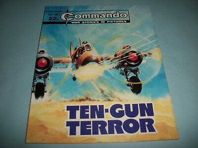 1985 Commando comic no. 1867