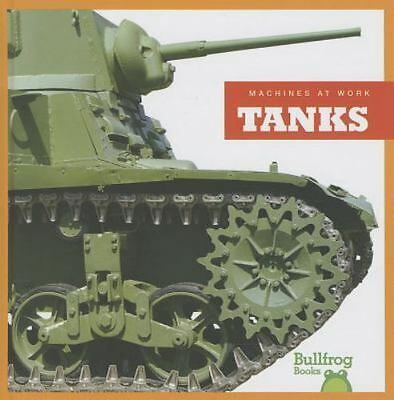 Tanks (Hardback or Cased Book)