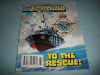 1992 Commando comic no. 2603