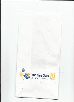 Spucktüte     Thomas Cook Airlines !0 YEARS