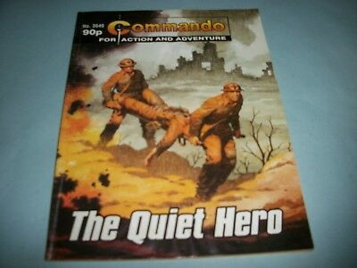 2003 Commando comic no. 3649