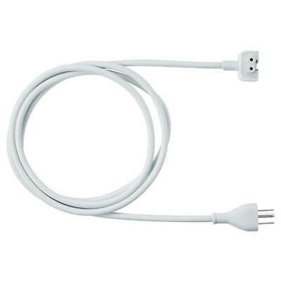 MagSafe Original OEM 45W 60W 85W Power Adapter 6 Foot 2M 3 Prong Extension Cord