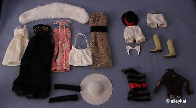 21 Piece Clothing Lot for Momoko Doll