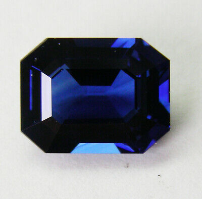 SAPPHIRE 3.11ct!! NATURAL BLUE COLOUR - EXPERTLY FACETED IN GERMANY +APPRAISAL