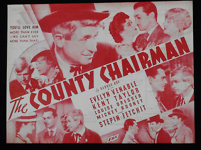 The County Chairman 1935 * Will Rogers * Mickey Rooney * Stepin Fetchit!!