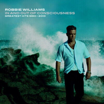 Robbie Williams : In and Out of Consciousness: Greatest Hits 1990-2010 CD