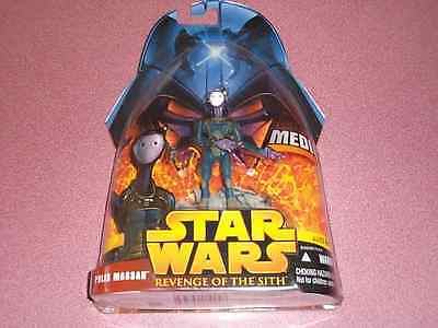 Star Wars Revenge Of The Sith Polis Massan Medic #39 new unopened