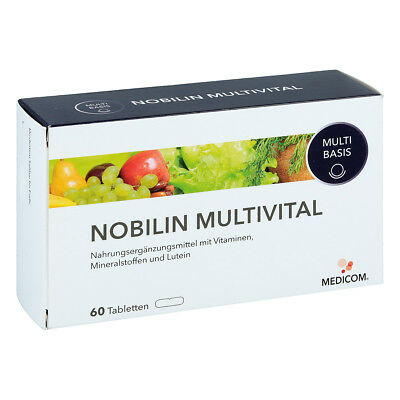 Nobilin Multi Vital Tabletten 85.8g PZN 05102946