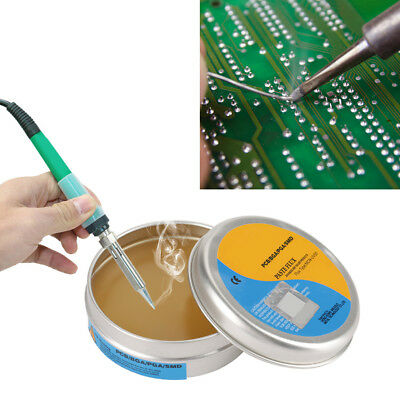 5Pcs MCN-UV50 High Quality Paste Flux Mechanic PCB/BGA/PGA/SMD Solder Grease hon