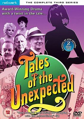 Tales Of The Unexpected - The Complete Third Series [DVD] -  CD 3CVG The Fast