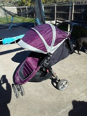 baby jogger city mini, good used condition