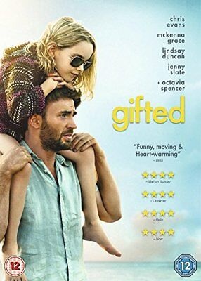 Gifted [DVD] [2017] -  CD LVLN The Fast Free Shipping