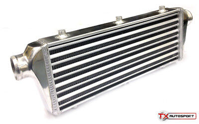 Universal Intercooler FMIC Tube & Fin Design 600x180x60mm With 57mm Inlets