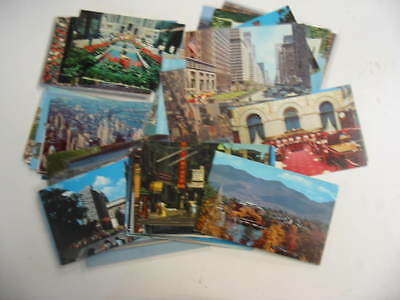 100 New York Postcard Lot