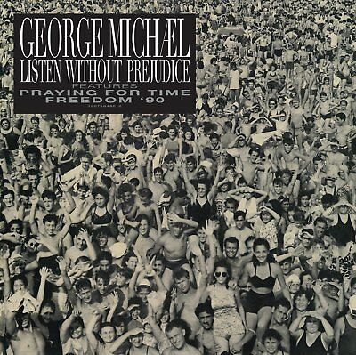 George Michael - Listen Without Prejudice,Vol.1 (Remastered)   Cd Neu