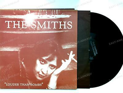 The Smiths - Louder Than Bombs UK 2LP 1987 FOC + Innerbag /3*