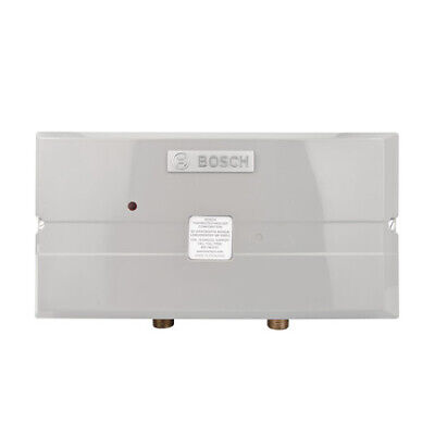 BOSCH US12 240VAC Electric Tankless Water Heater 12000W, Commercial/Residential