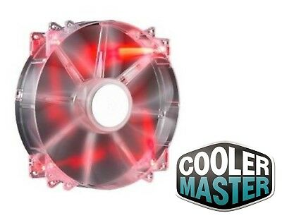Cooler Master MegaFlow 200 Case Fan (Sleeve Bearing, 200mm)