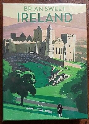 Ireland, Sweet - 20 x Boxed Blank Greeting/Note Cards (4 designs) with Envelopes