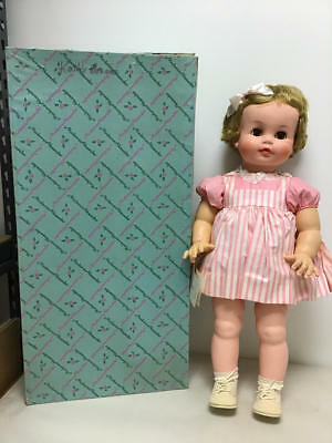 """VINTAGE 23"""" MADAME ALEXANDER DOLL, STYLE#7940 - TIMMIE TODDLER with ORIGINAL BOX"""