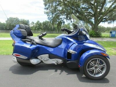 Can-Am Spyder  2012 Can-Am Spyder RTS, CLEAN, READY TO GO, THUMB SHIFT