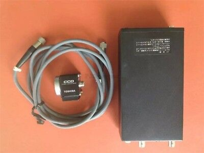 Used Toshiba Control Unit IK-CU44 / Ccd IK-C43H / Cable kc