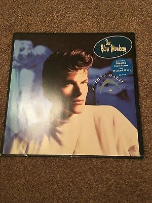 Vinyl Record Lp Album THE BLOW MONKEYS ANIMAL MAGIC (27)