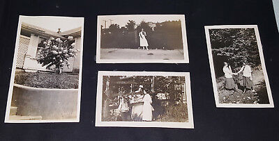 ANTIQUE AJAX PHOTO ALBUM WITH 75+ EARLY 1900's PHOTOS