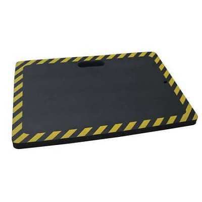 Kneeling Mat,21 x 14 In,Black CONDOR 22EN46