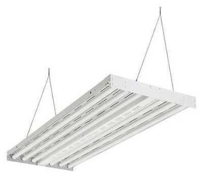Fluorescent High Bay Fixture,T8,192W LITHONIA LIGHTING IBZT8 6 HBBS361C