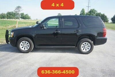 Chevrolet Tahoe Special Services 2012 Special Services Used 5.3L V8 16V Automatic 4WD SUV police pkg