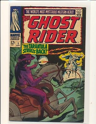 Ghost Rider # 5 - Ayers cover & art VG/Fine Cond.