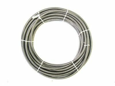 WESTWARD 20GZ34 Drain Cleaning Cable,Inner C,5/8inx25ft