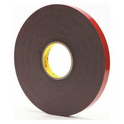 3M 4611 Double Sided VHB Tape,3/4 in,108 ft,PK12