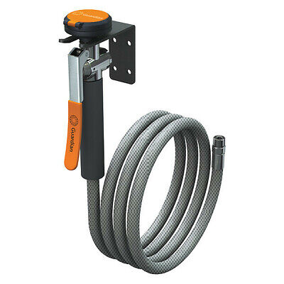 GUARDIAN EQUIPMENT G5025 Single Head Drench Hose,Wall Mount,8 ft.