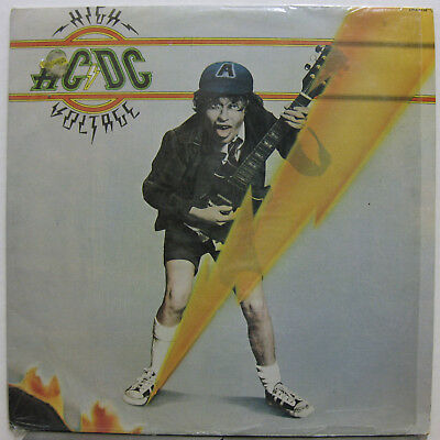 AC/DC Alto Voltaje (High Voltage) 1976 MEXICO LP Minty! Angus YOUNG Bon SCOTT