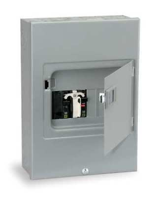 SQUARE D QO48M30DSGP Generator Panel,12-1/2 H x 8-7/8 In. W