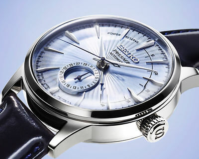 2017 New!! SEIKO PRESAGE Basic Line SARY081 Automatic Men's Watch Made inJapan 8