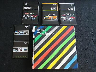 2006 MINI - THE BOOK, all about the car & culture + Cooper & S Brochures Catalog