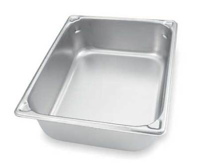 VOLLRATH 30040 Pan,Full-Size,14 Qt