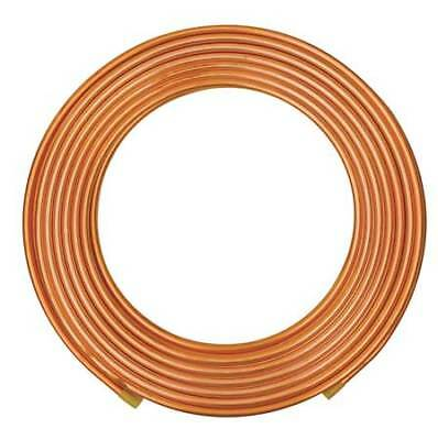 """1/2"""" OD x 100 ft. Coil Copper Tubing Type L MUELLER INDUSTRIES LS03100"""
