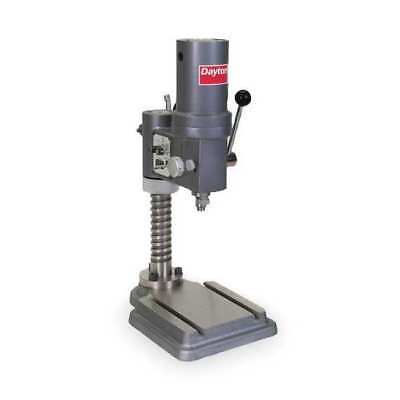 "Bench Drill Press,Belt,9-5/8"",1/4HP,120V"