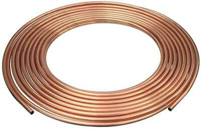 """MUELLER INDUSTRIES D 08100P 1/2"""" OD x 100 ft. Coil Copper Tubing Type ACR"""