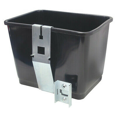 MALLORY Black Squeegee Bucket MALLORY 885