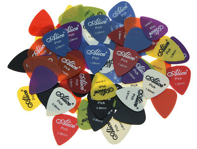 alice guitar picks (30 pack)