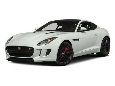 Jaguar F-Type V8 R 2015 V8 R Used Certified 5L V8 32V Automatic RWD Coupe Premium