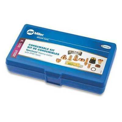 MILLER ELECTRIC 253521 Consumable Kit,40 AMP,For XT40