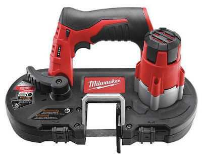 M12, Redlithium, Cordless Band Saw, Bare Tool, 12V, 27 In. MILWAUKEE 2429-20